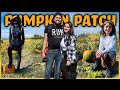 The Pumpkin Patch 2021 at Sauvie Island in Portland, Oregon | Vlogtober 2021 | Day 3