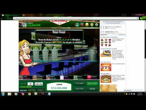 DoubleDown CasinoTurn a few coins into millions with this glitch/cheat. Part 2 of 3