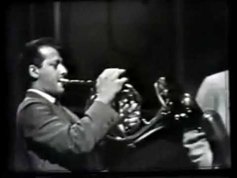 Geneva's Move - Warne Marsh and Lee Konitz perform on the TV show