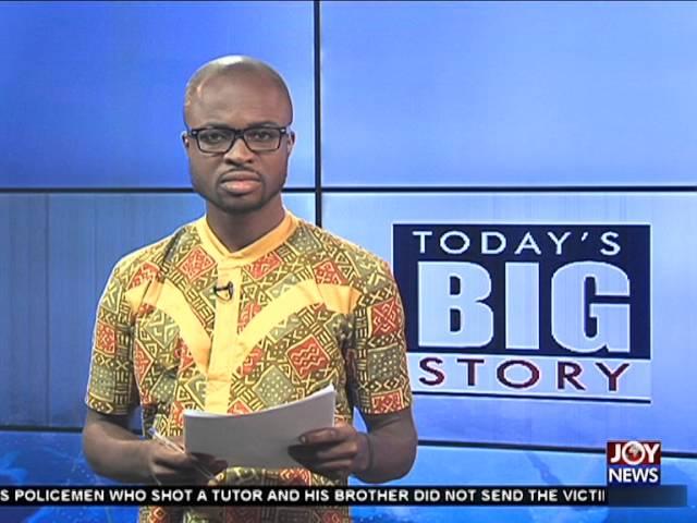 Old Tafo Curfew - Today's Big Story on Joy News (12-2-16)