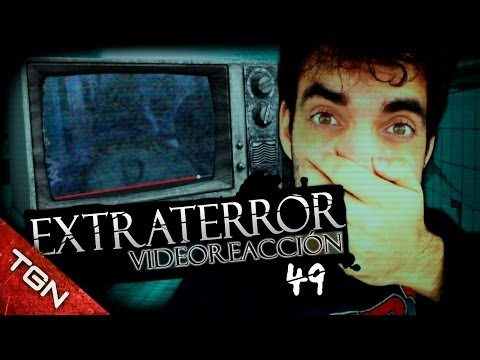 Extra Terror Video reacción con mi madre 49#: The Old Chair