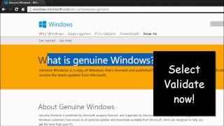How to check Windows, Genuine or not? Best way!