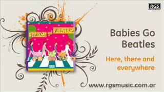 Watch Beatles Here There And Everywhere video