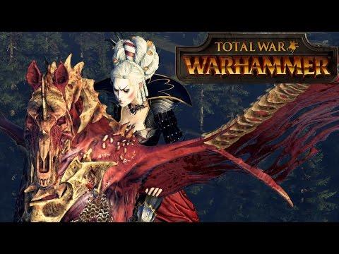 Vampire Counts vs Greenskins - Total War Warhammer Online Battle 21