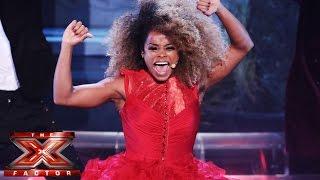 Fleur East sings Michael Jackson's Thriller | Live Week 4 | The X Factor UK 2014