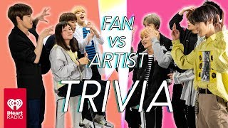 NCT 127 Goes Head to Head With Their Biggest Fan | Fan Vs Artist Trivia