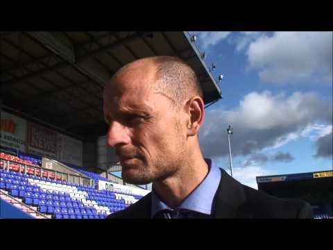 Kilmarnock - Allan Johnston Post-Match v Inverness CT 30/08/2014
