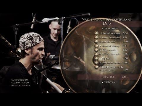 New live album out! Nadishana - Kuckhermann Duo