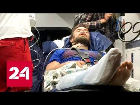 Продюсер Pussy Riot ослеп и оглох! Чем отравили Петра Верзилова? 60 минут от 19.09.18