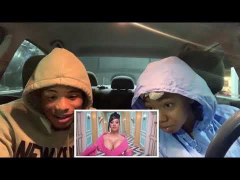Cardi B Wap Feat. Megan Thee Stallion (Official Music Video) REACTION