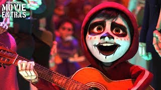 Coco release clip compilation & Final Trailer (2017)  from FilmIsNow Movie Bloopers \u0026 Extras