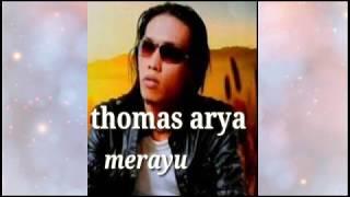thomas arya merayu [official] musik