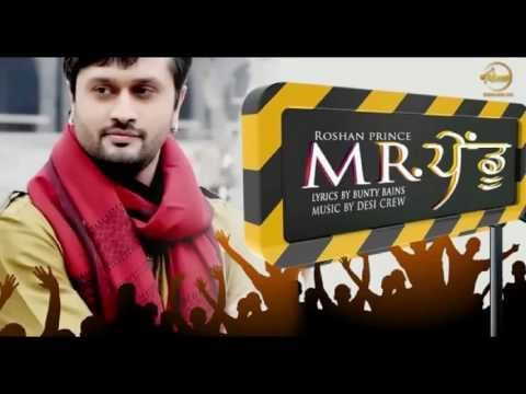 Mr. Pendu Jatt - Roshan Prince | Feat. Desi Crew & Bunty Bains video