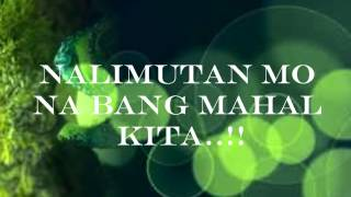 IKAW PA RIN - Manilyn Reynes lyrics