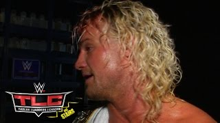 Dolph Ziggler discusses winning the Intercontinental Title: TLC 2014