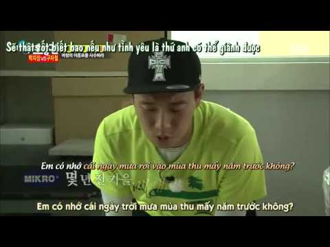 Kang Gary-Song Ji Hyo- The Girl Who Can't Break Up The Boy Who Can't Leave