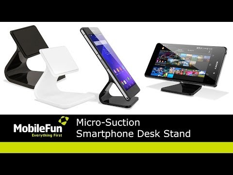 olixar micro suction smartphone desk stand black lot opportunity