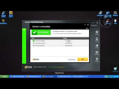 Norton Internet Security 2013 (Default settings) - Test with more links