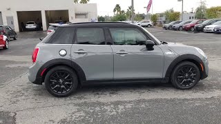 2015 MINI Cooper S Palm Springs, Palm Desert, Cathedral City, Coachella Valley, Indio, CA B58081