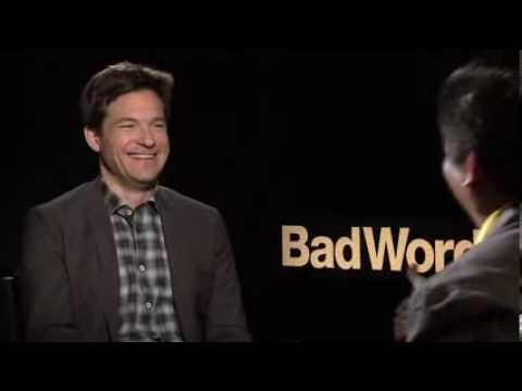My Fun Interview with Jason Bateman for BAD WORDS