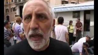 Eutelia torna in piazza. Dopo un anno inizia lo sciopero della fame