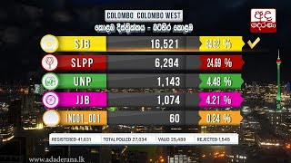 Polling Division - Colombo-West