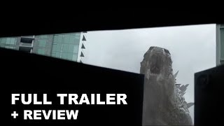 Godzilla 2014 Official Trailer 2 + Trailer Review : HD PLUS