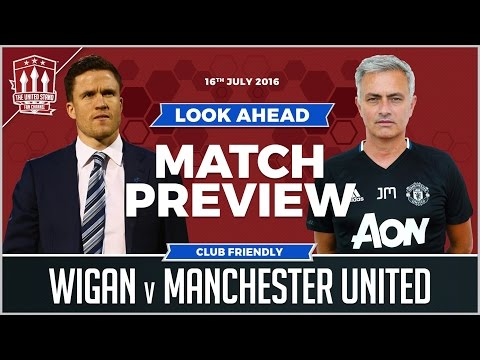 Manchester United vs Wigan Preview | Man Utd News