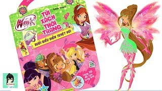 Winx Club Sticker activity book