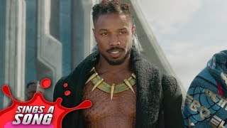 Killmonger Sings A Song (Marvel Black Panther Comics Parody)