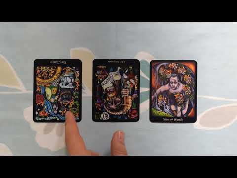 Tarot Reading 22 August 2014
