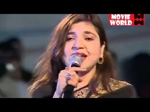 Bole Chudiya Alka Yagnik Live With Music Director Jatin Lalit