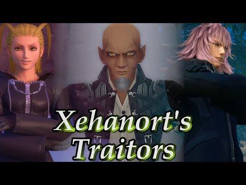 Why Xehanort Chose The Traitors | Kingdom Hearts 3 Theory