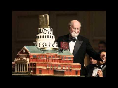 Song for the World Peace (revised) - John Williams - Boston Pops Live