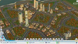 Simcity #49 - City Design (Timelapse)