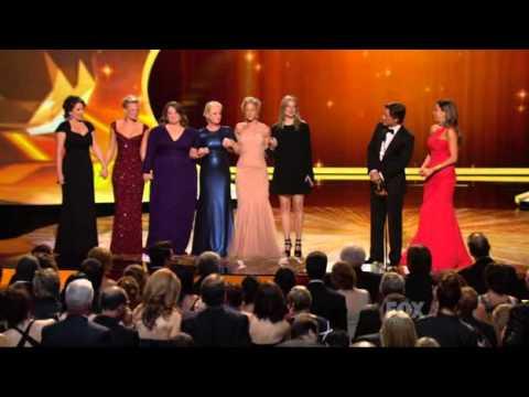 63rd Primetime Emmy Awards - Sofia Vergara, Rob Lowe