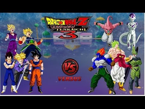 DRAGON BALL Z BUDOKAI TENKAICHI 3 LATINO VERSION FINAL GAMEPLAY PART 20