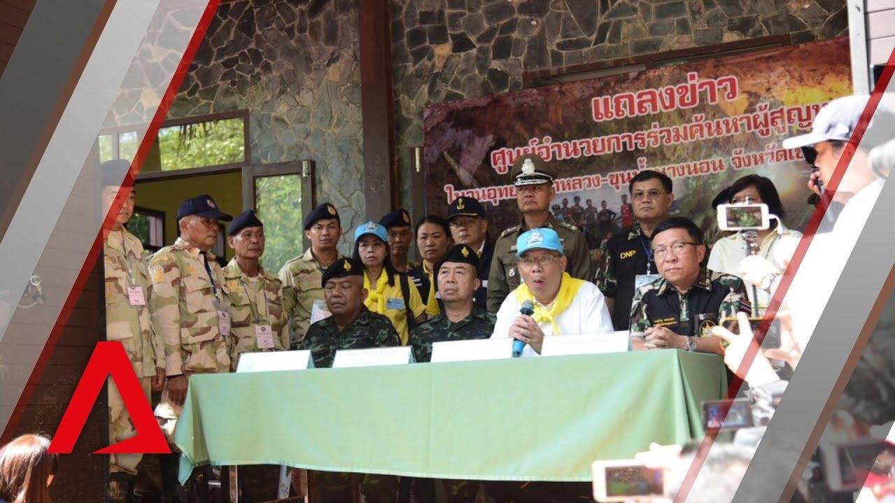 Thai cave rescue: Diver dies after delivering oxygen tanks to cave complex