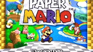 Full Game Paper Mario 64 HD