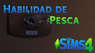 Los Sims 4 - Guía sobre Pesca
