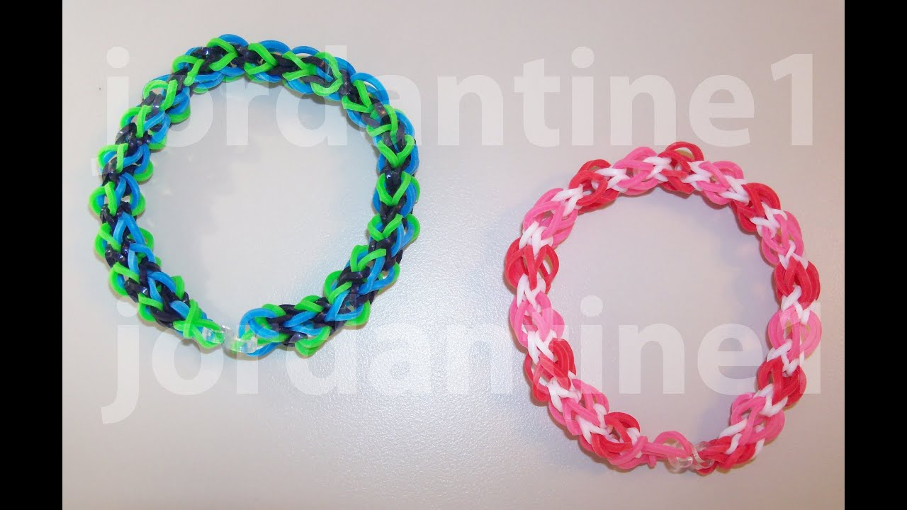 maxresdefault jpgEasy Rainbow Loom Designs