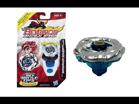 (CLOSED)Beyblade Shogun Steel SS-22 Berserker Behemoth SR200BWD Review  Unboxing  Giveaway
