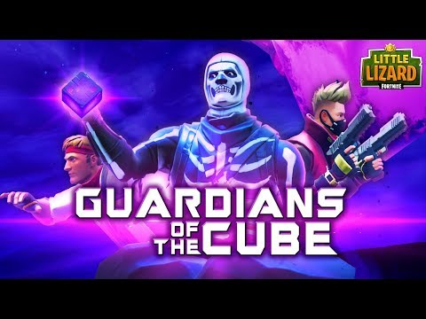 DIRE AND DRIFT BECOME GUARDIANS OF THE CUBE! *NEW SEASON 6* - FORTNITE SHORT FILMS