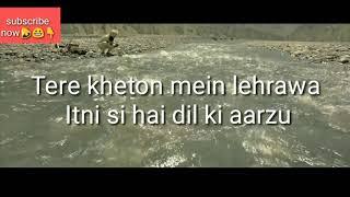 Teri Mitti lyrics - Kesari   Akshay Kumar & Parineeti Chopra   Arko   B Praak   Manoj Muntashir