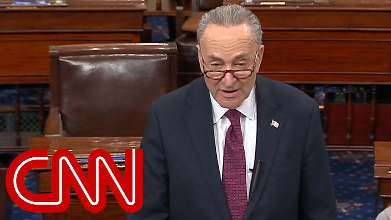 Schumer: I offered Trump border wall