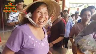 Tập 3: Các hộ nghèo ở Tiền Giang nhận quà vui như Tết   Chùa Thiền Lâm