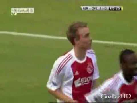 Ajax Amsterdam Vs Chelsea FC (3-1) All Goals & Highlights 23.07.10