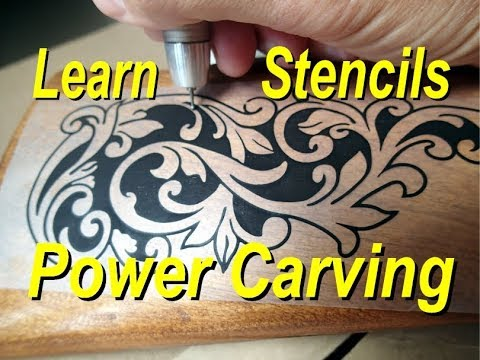 Wood  Carving Releif Custom engraving Power Carving Carver Engraver tools machine