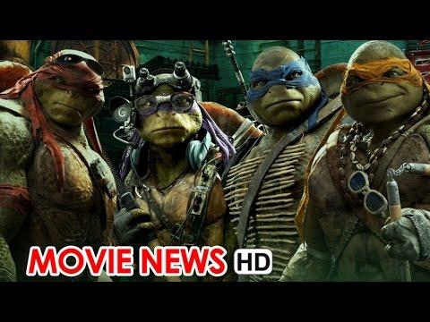 Movie News: Teenage Mutant Ninja Turtles 2 - New Shredder cast (2015) HD