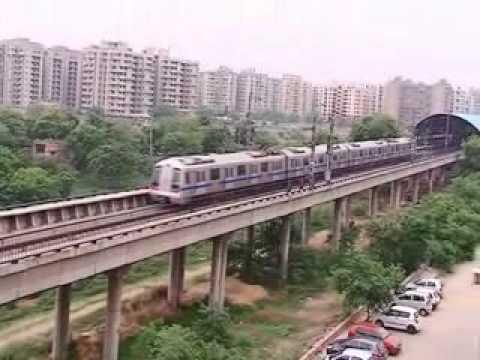 Metro network spreads across India